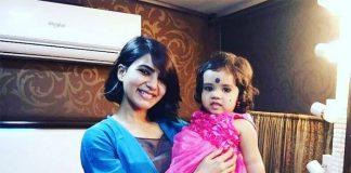 Viral! Gorgeous Samantha Akkineni with cute baby