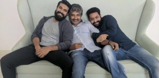 #RRR Motion Poster: SS Rajamouli confirms Jr NTR and Ram Charan in his next