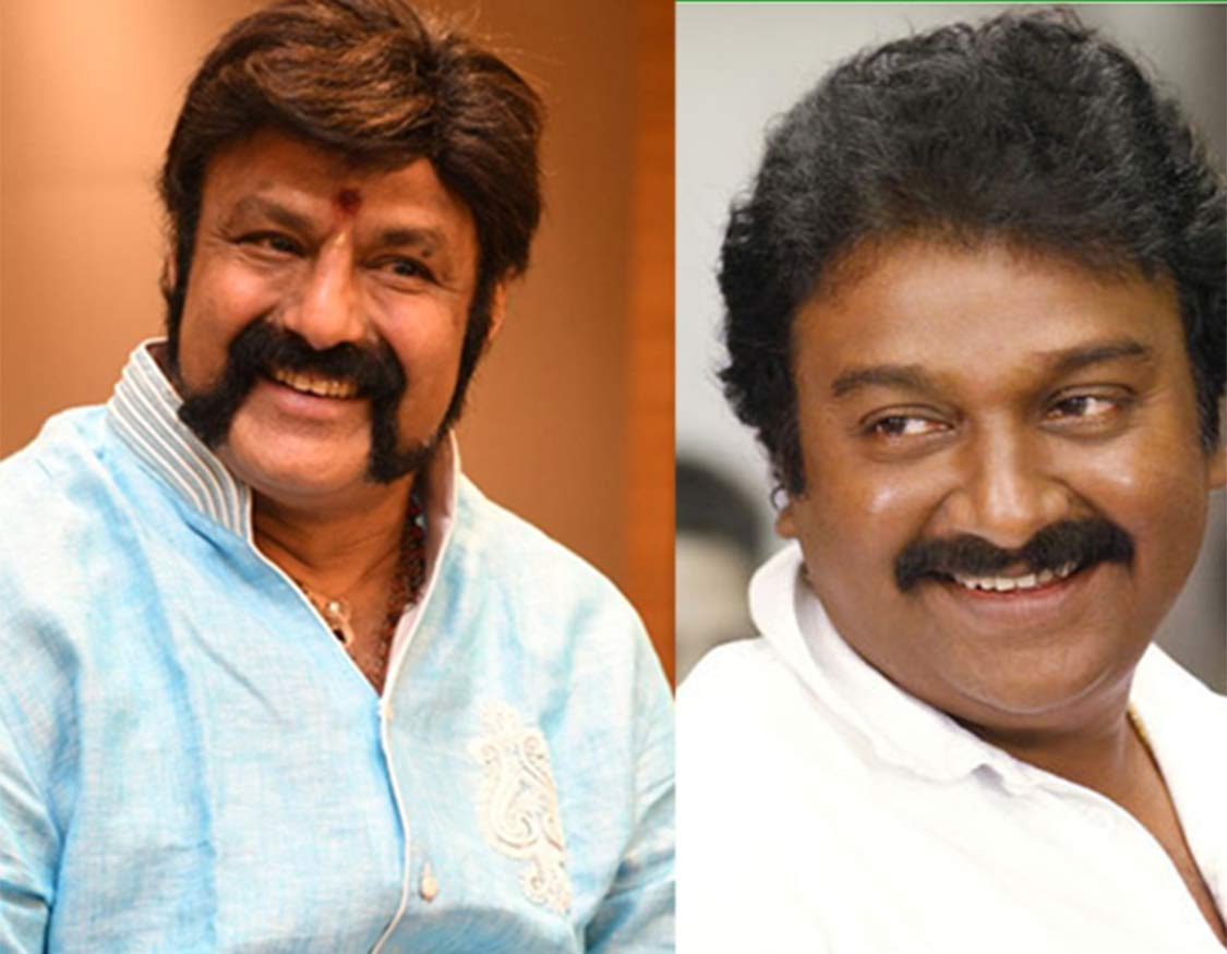 Balakrishna and VV Vinayak's film gets its launch date