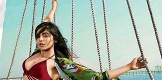 Adah Sharma shows off bikini body