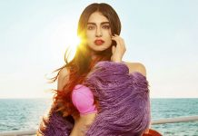 Adah Sharma sizzles in two piece bikini