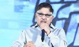 Allu Aravind's sensational comments about conspiracy on Allu Arjun's Naa Peru Surya