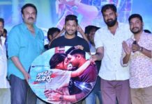 Allu Arjun gets emotional about Pawan Kalyan @ Naa Peru Surya Audio Function
