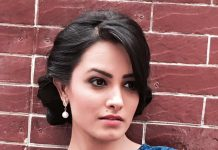 Anita Hassanandani turns Snake Woman