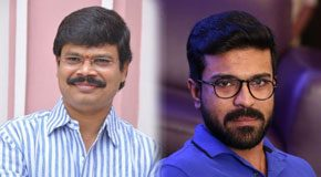 Is Chief Minister villain in Boyapati Srinu and Ram Charan's film ?