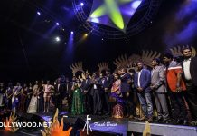 Chiranjeevi at MAA Silver Jubilee Event in US