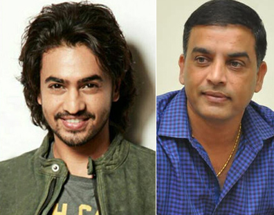 Dil Raju all set to introduce one more youngster