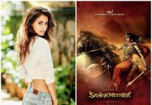 Disha Patani's Sangamithra will go on floors this July