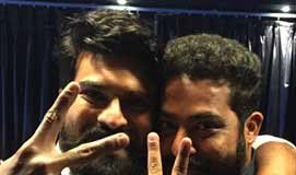 Jr.NTR about Rangasthalam: Hats off to you Charan