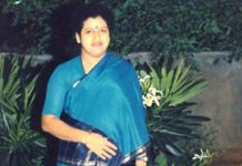 Jr.NTR rare childhood Pic with his Mother