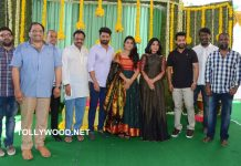 Kalyan Ram Movie Opening Stills