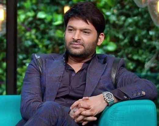 Kapil Sharma files complaint against journalist after sending him abusive tweets