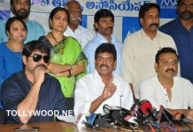 Our members will not act with Sri reddy, says MAA