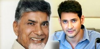 Mahesh Babu comments on Andhra Pradesh CM Chandrababu Naidu
