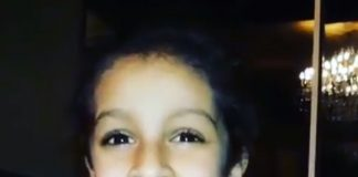 Mahesh Babu's daughter Sitara singing Kalala Vunnadhe song from Bharat Ane Nenu