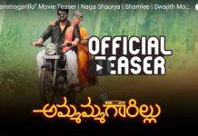 Naga Shaurya Ammammagarillu Movie Teaser