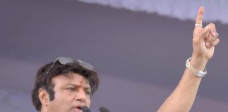 Nandamuri Balakrishna loses control and abuse PM Narendra Modi