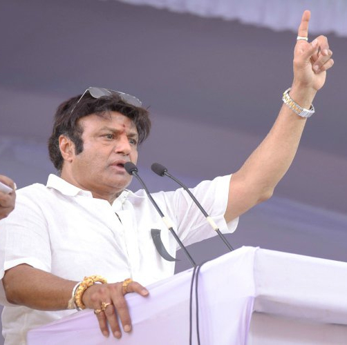 BJP leaders complain to Guv seeking action against Balakrishna