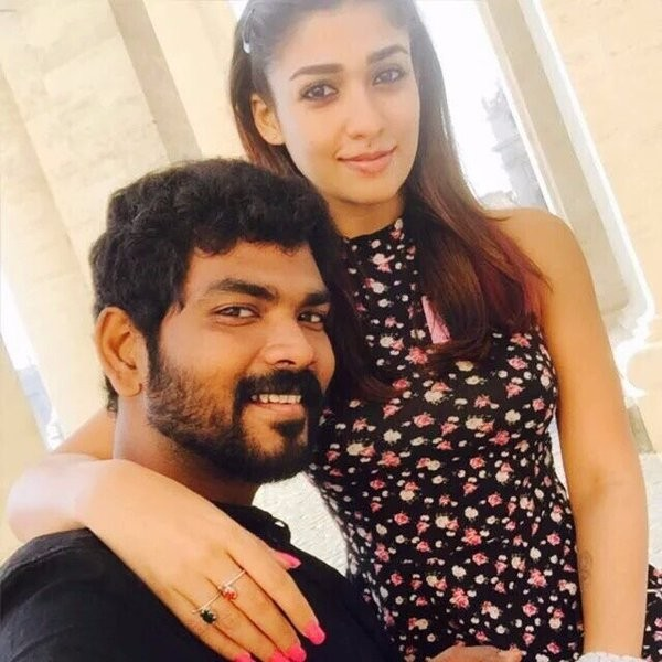 Nayantara and Vignesh Shivn are now married