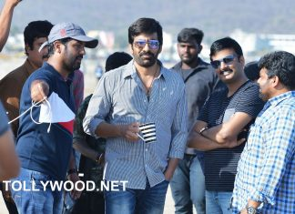 Nela Ticket Movie Working Stills