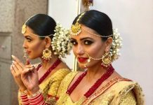 Nuvvu Nenu girl stuns in Bridal look Is she getting married