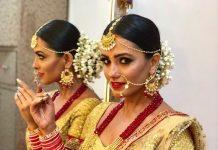 Nuvvu Nenu girl stuns in Bridal look Is she getting married