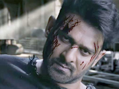 Prabhas's Saaho gets a massive offer of 100 Crs?
