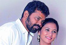 Rangasthalam director Sukumar's dance with Wife