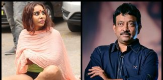 Rani Lakshmi Bai used her sword to fight, Sri Reddy is using her body