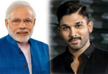 Shocking! Stylish Star Allu Arjun unfollows Narendra Modi
