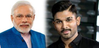 Shocking! Stylish Star Allu Arjun unfollows Narendra Modi