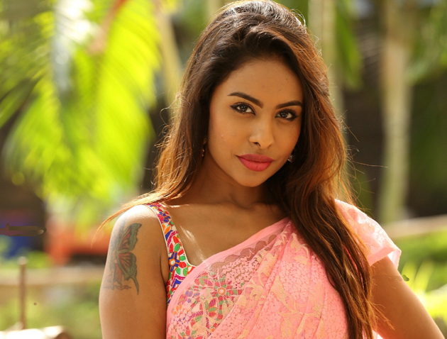 Sri Reddy posts about shocking allegations about top director of Tollywood