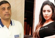 Sri Reddy reveals shocking news about Dil Raju