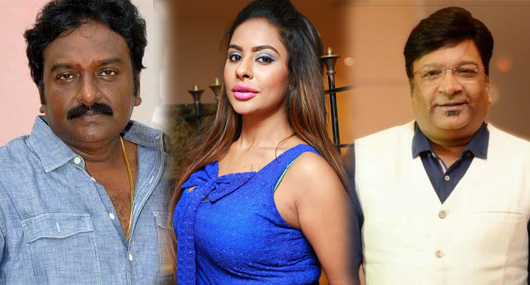 Sri Reddy says, Kona Venkat and VV Vinayak forced me