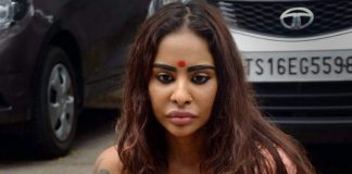 Sri Reddy, who stripped in Public, allegedly asked to vacate house