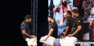 Rangasthalam director Sukumar steals the show with his dance moves