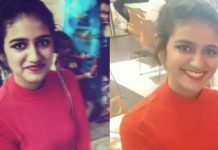 Viral Video! Priya Prakash Varrier visited a mall, Guess what happened next???