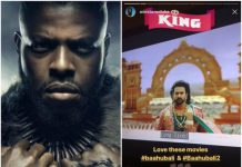 Black Panther's M'Baku, Winston Duke loves Baahubali