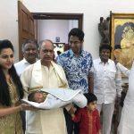 Nandamuri Balakrishna's second Grandson pic goes viral