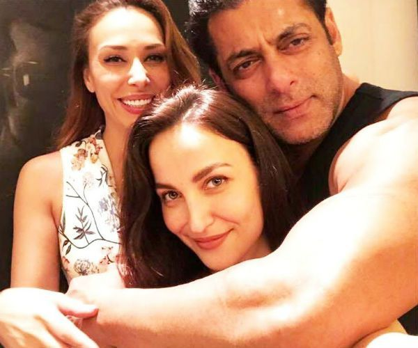Elli Avram shares picture with Salman, Iulia; deletes it soon after