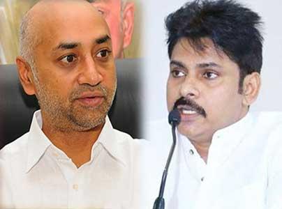 Twitter war between Jana Sena Chief Pawan Kalyan and Guntur MP Galla Jayadeva