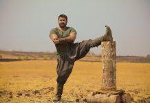 Mohanlal's Viral Stunt
