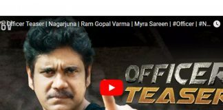 Nagarjuna's Officer Teaser Talk: Cops were never this scary!
