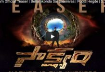 Saakshyam Teaser Talk: Action, Suspense, Emotion and Fantasy