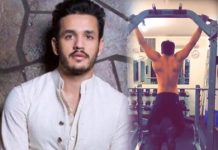 Akhil Akkineni gives fitness challenge to Nagarjuna, Naga Chaitanya and Dulquer Salmaan