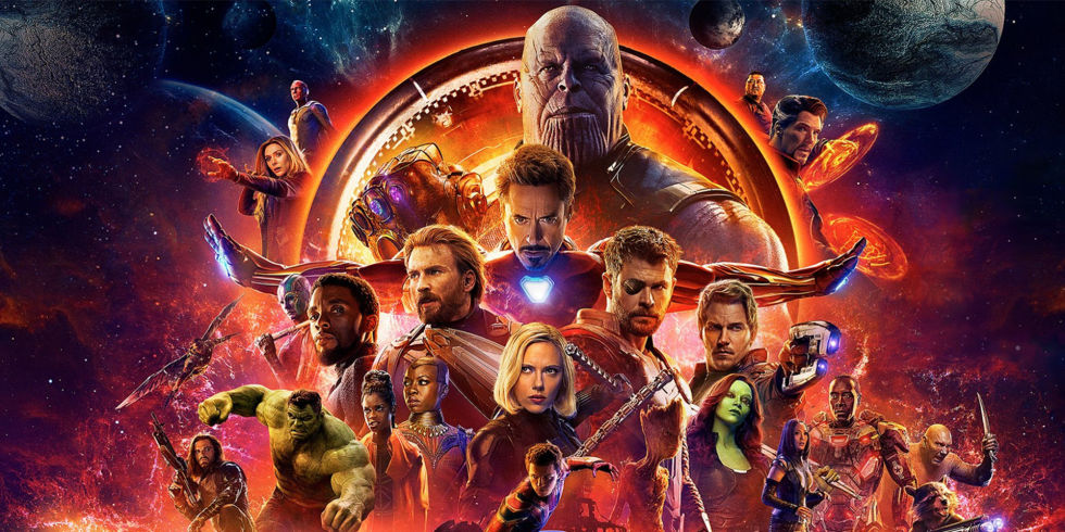 Avengers: Infinity War crosses Rs 200 Cr in India and $1 billion worldwide in just 11 days