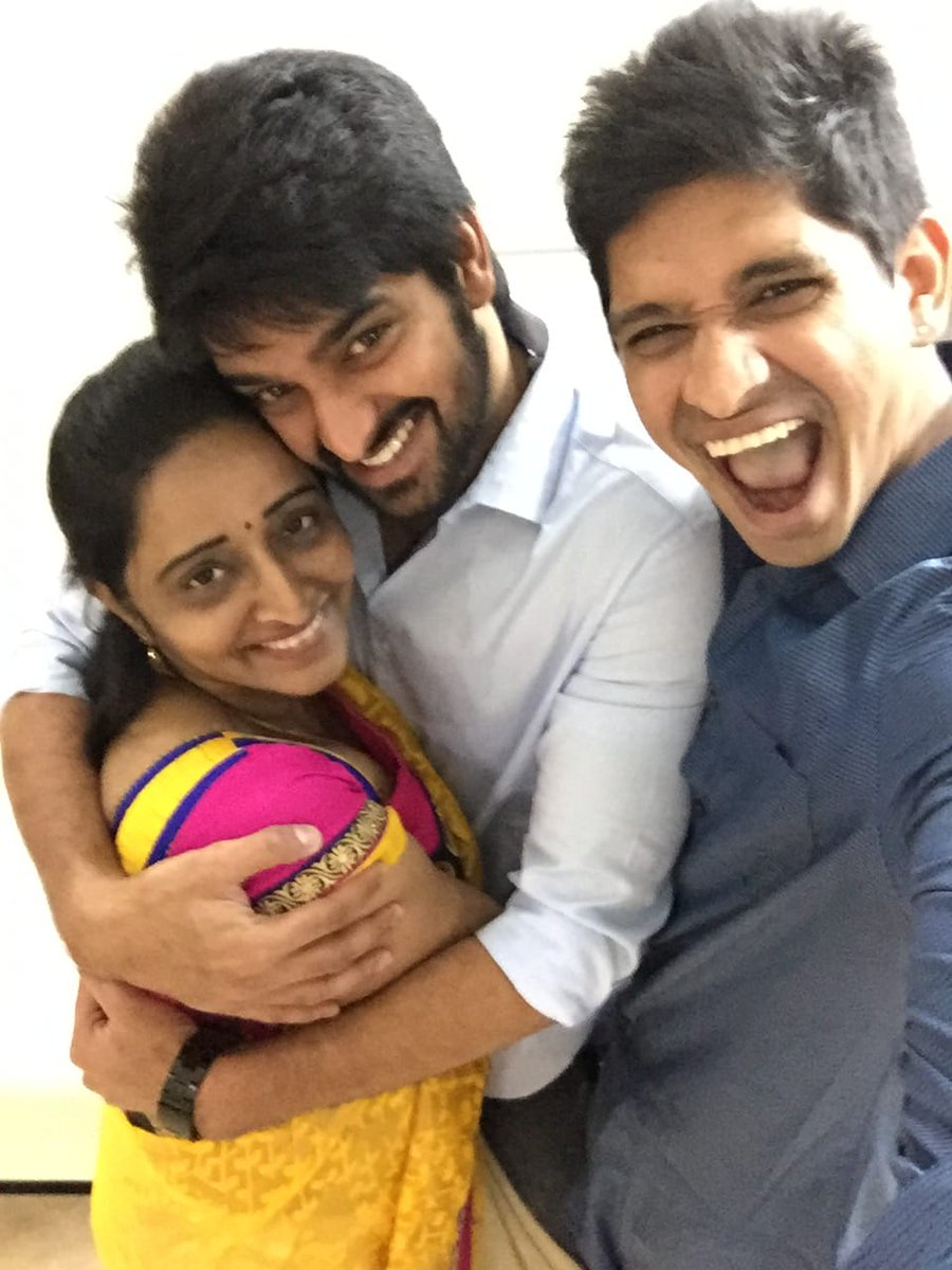 Bhoomi- Naga Shaurya pays tribute to Mother on Mother Day