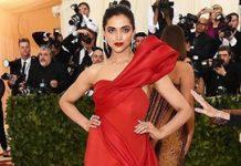 Deepika Padukone's red hot look at Met Gala 2018