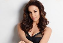 Elli AvrRam heats up the Summer with this bold photoshoot