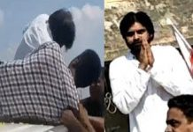 Fans Shocking behavior with Pawan Kalyan Chittoor Road Show: This is completely madness, says Sai Rajesh